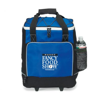 Bravo Wheeled Cooler - Blue