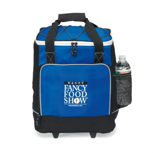 Bravo Wheeled Cooler - Blue