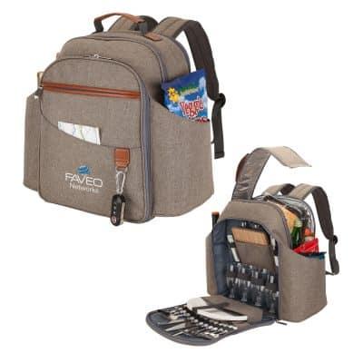 Carlsbad Picnic Set & Cooler Backpack