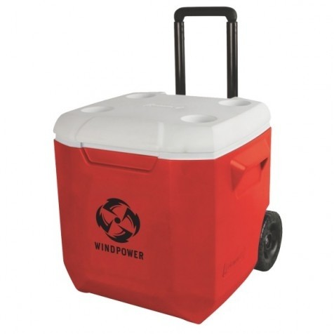 Coleman® 45-Quart Wheeled Cooler