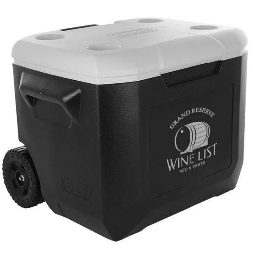 Coleman® 60-Quart Wheeled Cooler