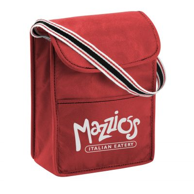 Color Band Lunch Bag Cooler