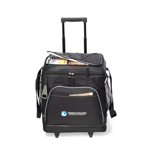 Islander Wheeled Cooler - Black
