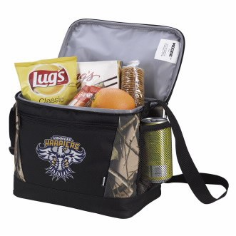 KOOZIE® Camouflage Lunch Cooler