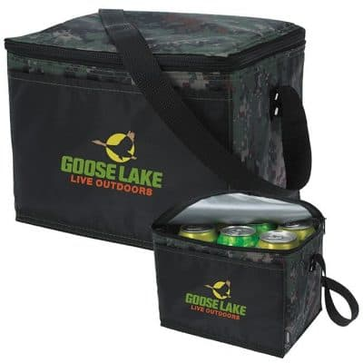 KOOZIE® Six-Pack Kooler Pattern