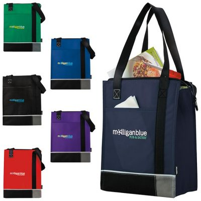 KOOZIE® Tri-Tone Lunch Sack Cooler