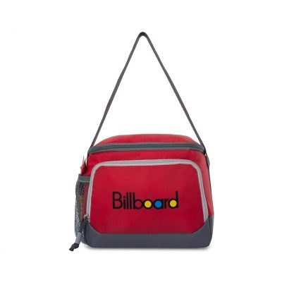 Rangeley Box Cooler - Red