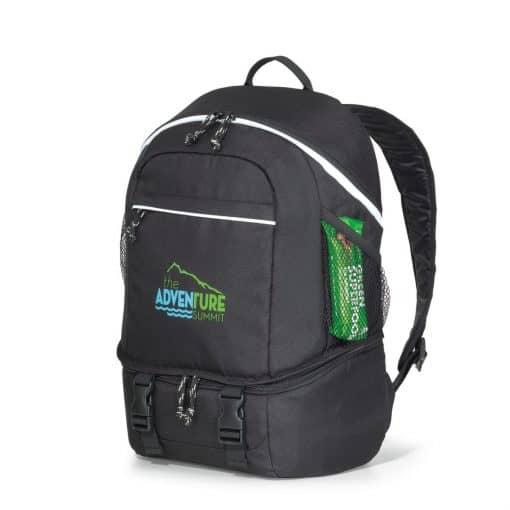 Summit Backpack Cooler - Black
