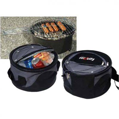 Weekend Explorer Grill & Cooler
