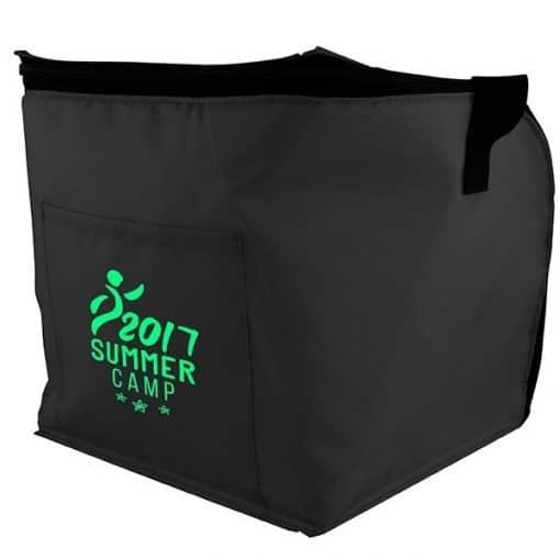 Zip Down Cooler Bag