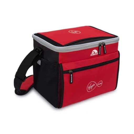 Igloo® Akita Hard Lined Cooler - Red