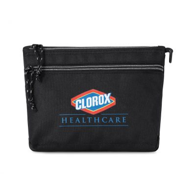 Duo Insulated Pouch - Black