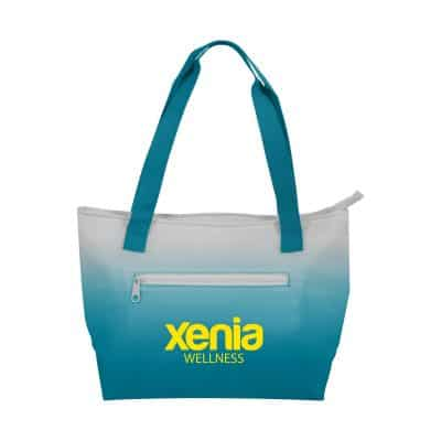 Ombré Lunch Tote Bag Cooler