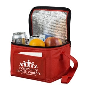 """Cool-It"" Non-Woven Insulated Cooler Bag (Overseas)"