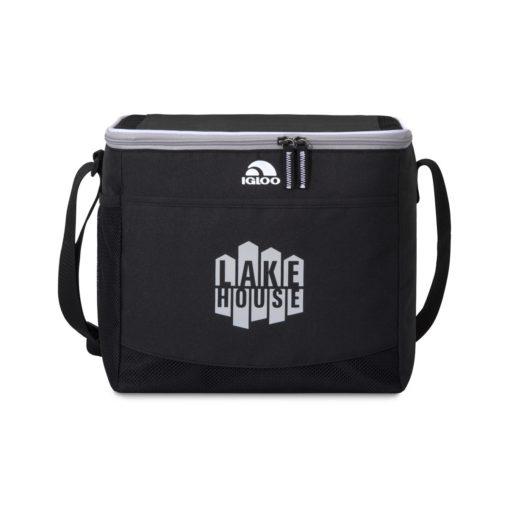 Igloo® Akita Collapse and Cool Cooler - Black