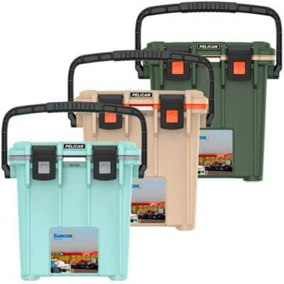 Pelican™ 20QT Cooler COLOR
