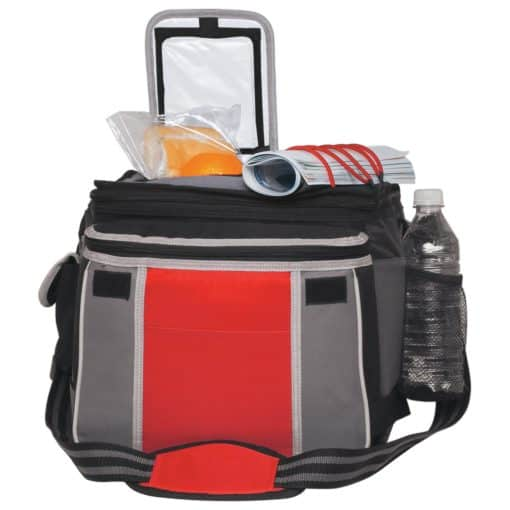 Flip-Top Cooler Bag