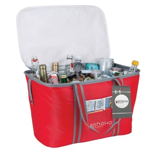 Agoura Insulated Cooler w/Side Frame & Hangtag