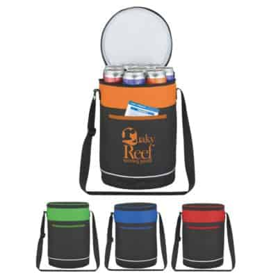 Barrel Buddy Round Cooler Bag