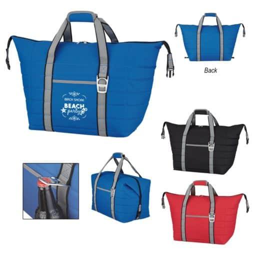 Husky Cooler Tote Bag