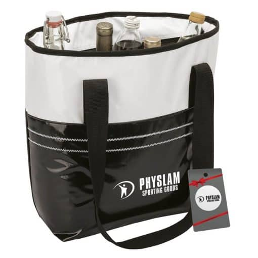 Noble Cooler Tote & Hangtag
