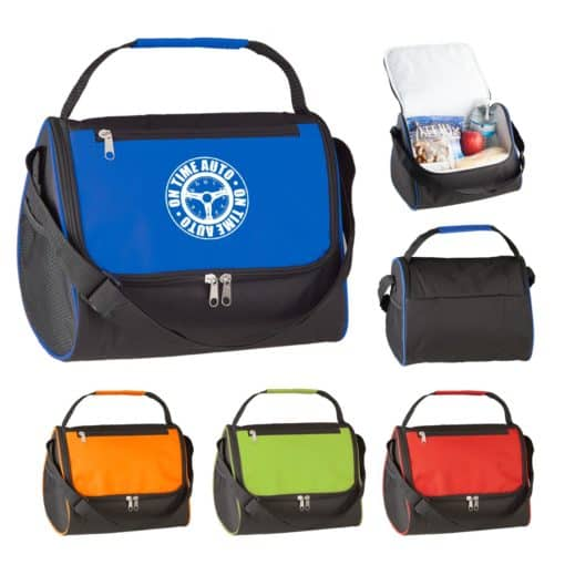 Triangle Cooler Lunch Bag