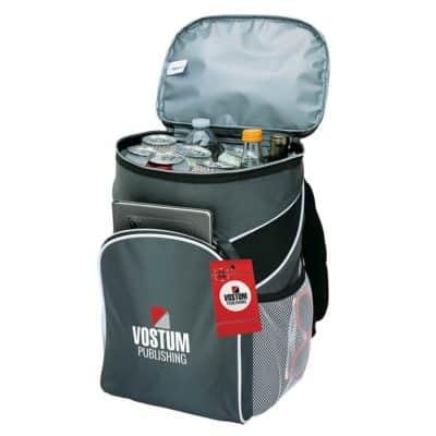 Victorville Backpack Cooler & Hangtag