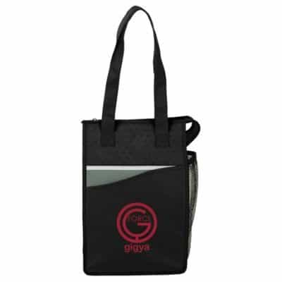 Zippered Non-Woven Lunch Cooler