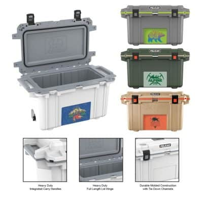 Elite 70qt Pelican Cooler