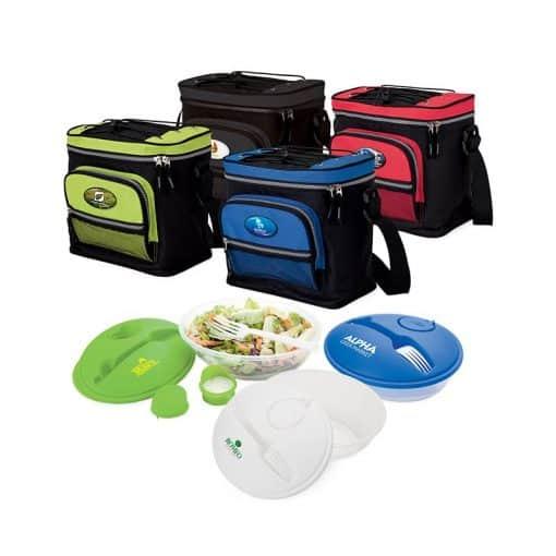 Thalia 2 Piece Salad Cooler Set
