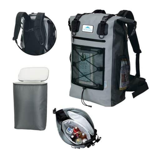 iCOOL Xtreme Waterproof Cooler Backpack