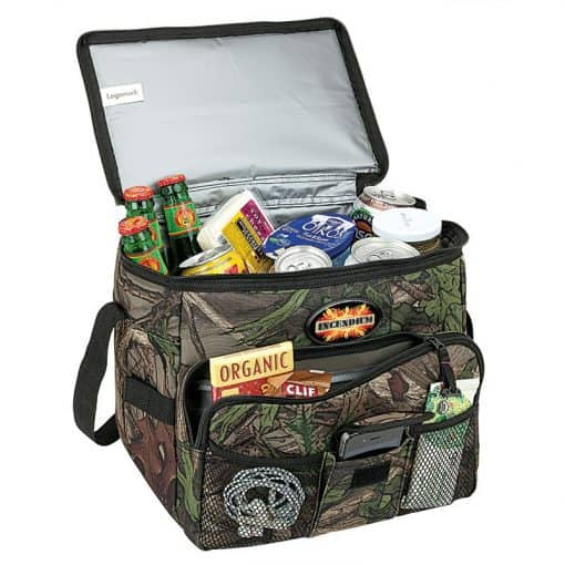 Huntland Camo 24-Can Cooler