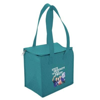 Therm-O Cooler Tote™ Tote Bag (ColorVista)