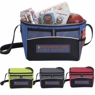 Atchison® Icebreaker Mesh Lunch Cooler