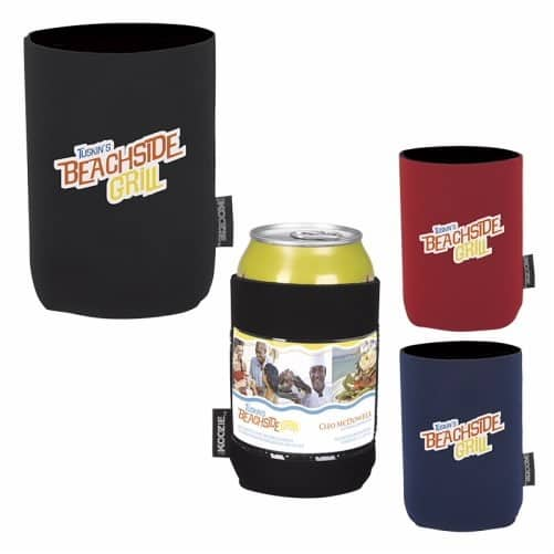 KOOZIE® Business Card Can Kooler