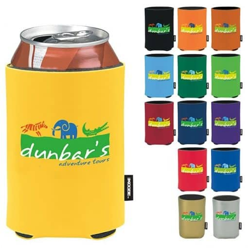 KOOZIE® Deluxe Collapsible Can Kooler