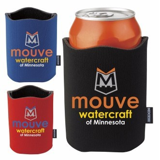 KOOZIE® Fancy Edge Can Kooler (Heat Transfer)