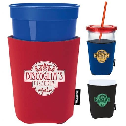 KOOZIE® Life's A Party Cup Kooler
