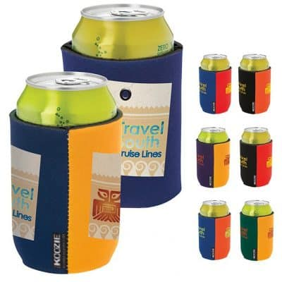 Koozie® Dual Color Can Kooler