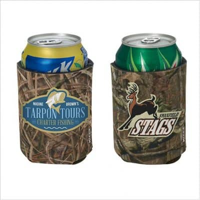 Koozie® Mossy Oak® britePix® Can Kooler