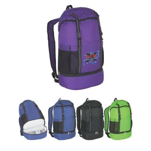 Solstice Reflective Cooler Tote Bag