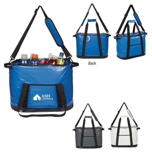 Rugged Water-Resistant Cooler Bag