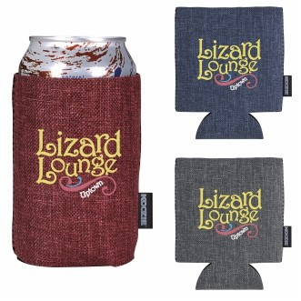 KOOZIE® 2-Tone Collapsible Can Kooler (Heat Transfer)