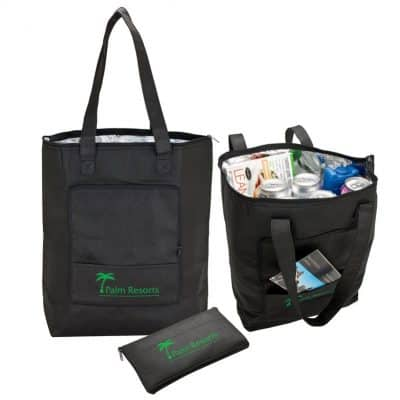 Barbuda Folding Cooler Tote