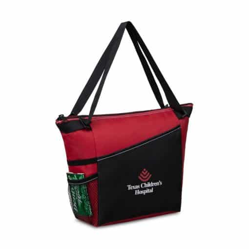 Corey Convertible Lunch Cooler - Red