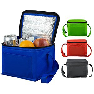 """Cool-It"" Non-Woven Insulated Cooler Bag (Blank)"