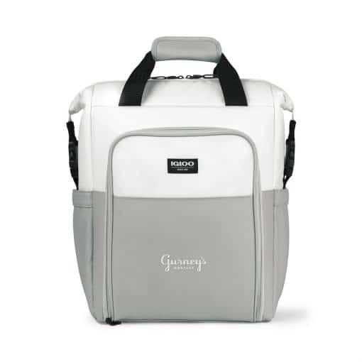 Igloo® Seadrift™Switch Backpack Cooler - White-Grey