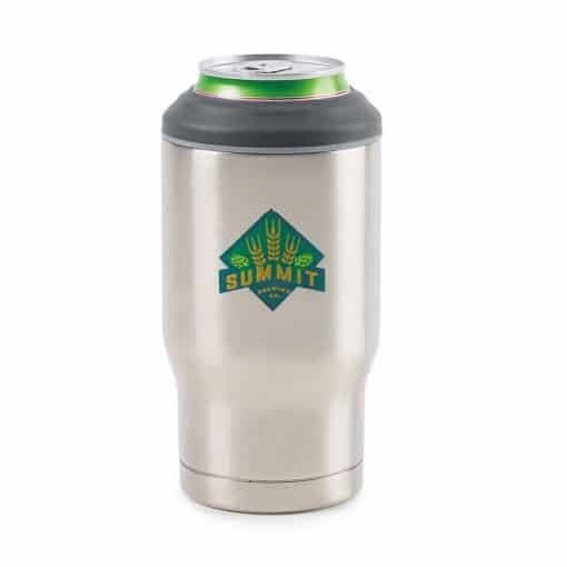 Aviana™ Alpine Double Wall Stainless Cooler - 12 Oz. - Stainless Steel