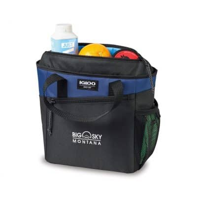 Igloo® Arctic Lunch Cooler Navy-Blue