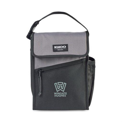 Igloo® Avalanche Lunch Cooler - Deep Fog